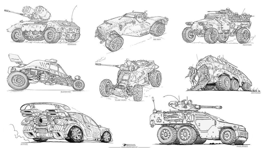 Mechanical design CARS jpg