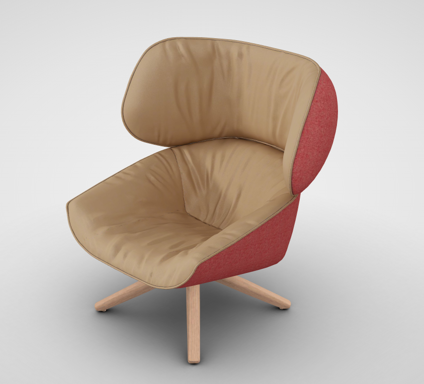 Furniture 3d models for AR project Tabano png