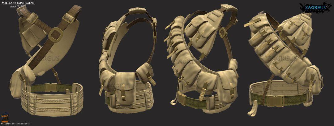 3D Gaming Props (vehicles, guns, house, machine etc) Millitary Equipment 09 ZE jpg