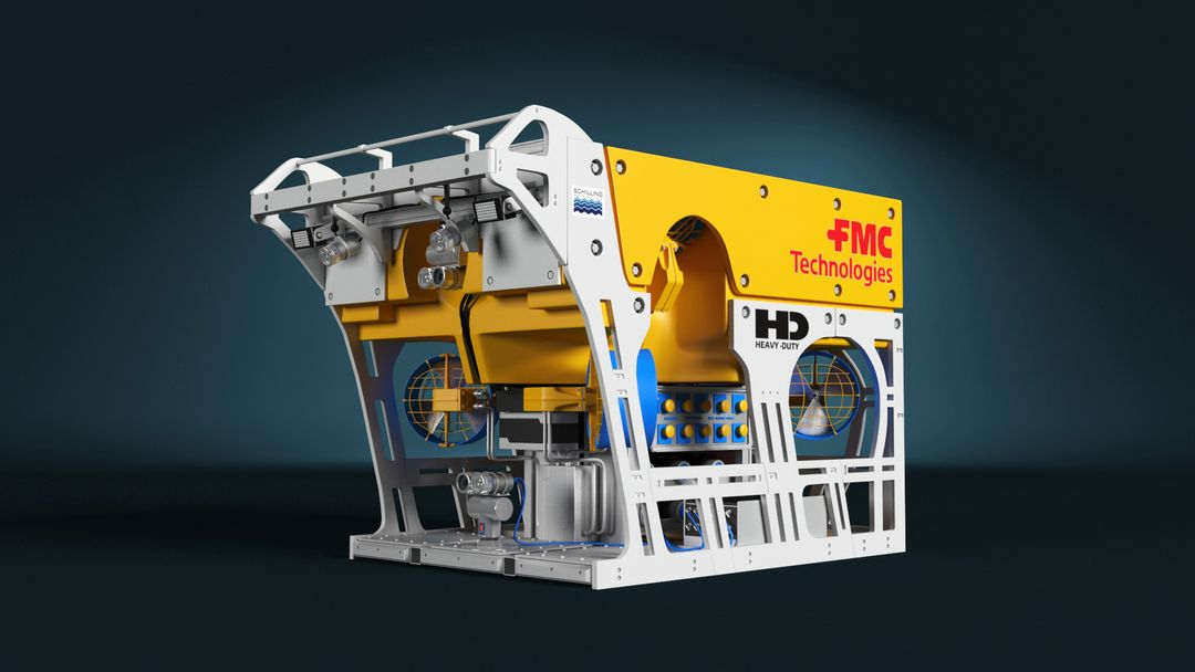 FCM HD ROV 3D model FMC HD ROV 3D model 1 jpg