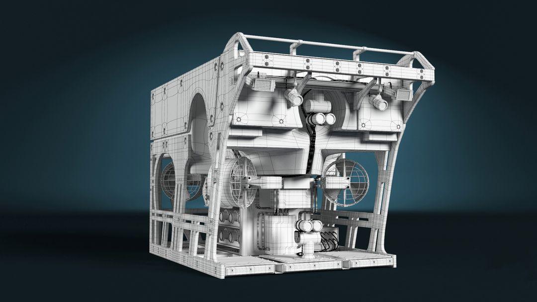 FCM HD ROV 3D model FMC HD ROV 3D model 5 jpg