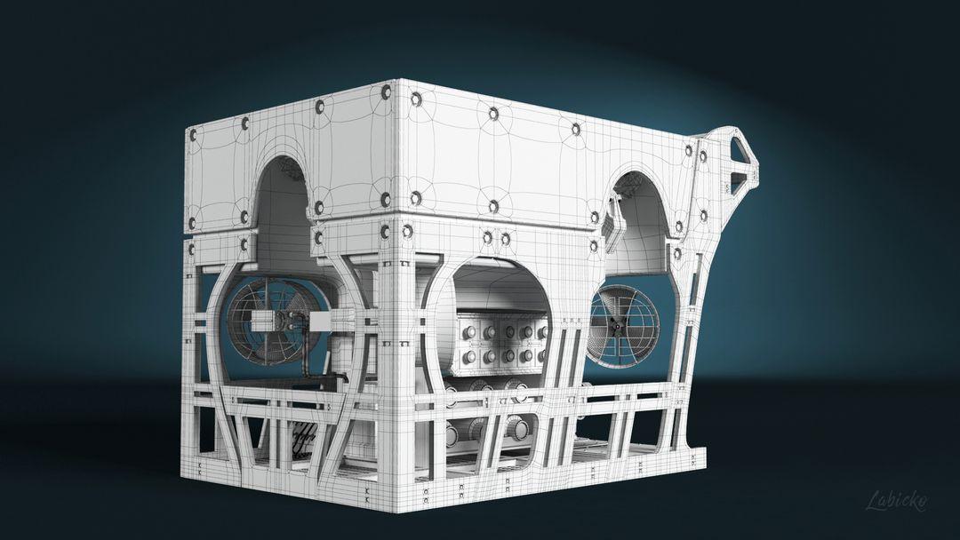 FCM HD ROV 3D model FMC HD ROV 3D model 6 jpg