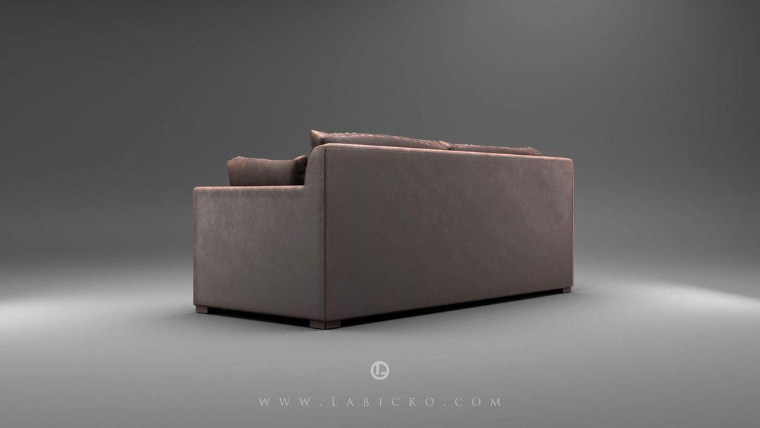Furniture 3D models Leather Sofa 3D Model WebGL 3 jpg
