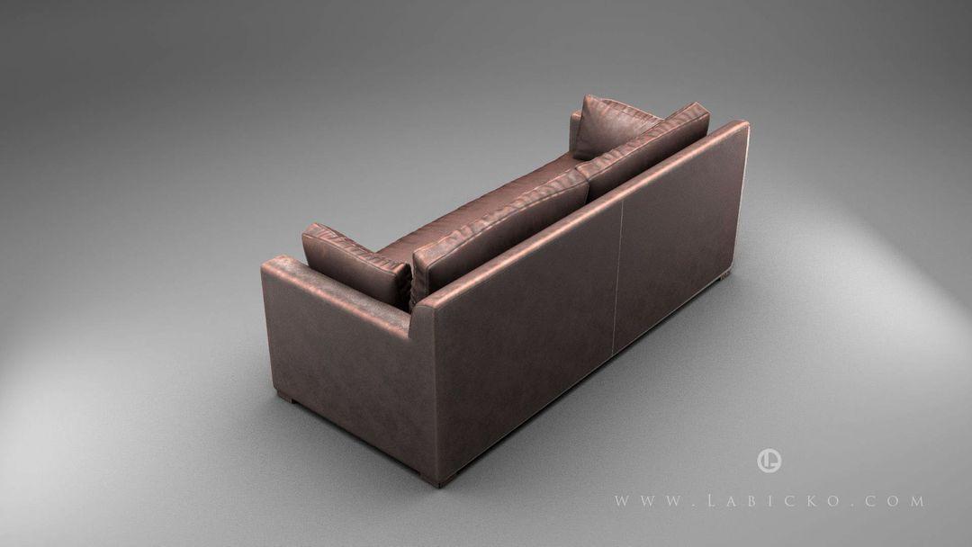 Furniture 3D models Leather Sofa 3D Model WebGL 4 jpg
