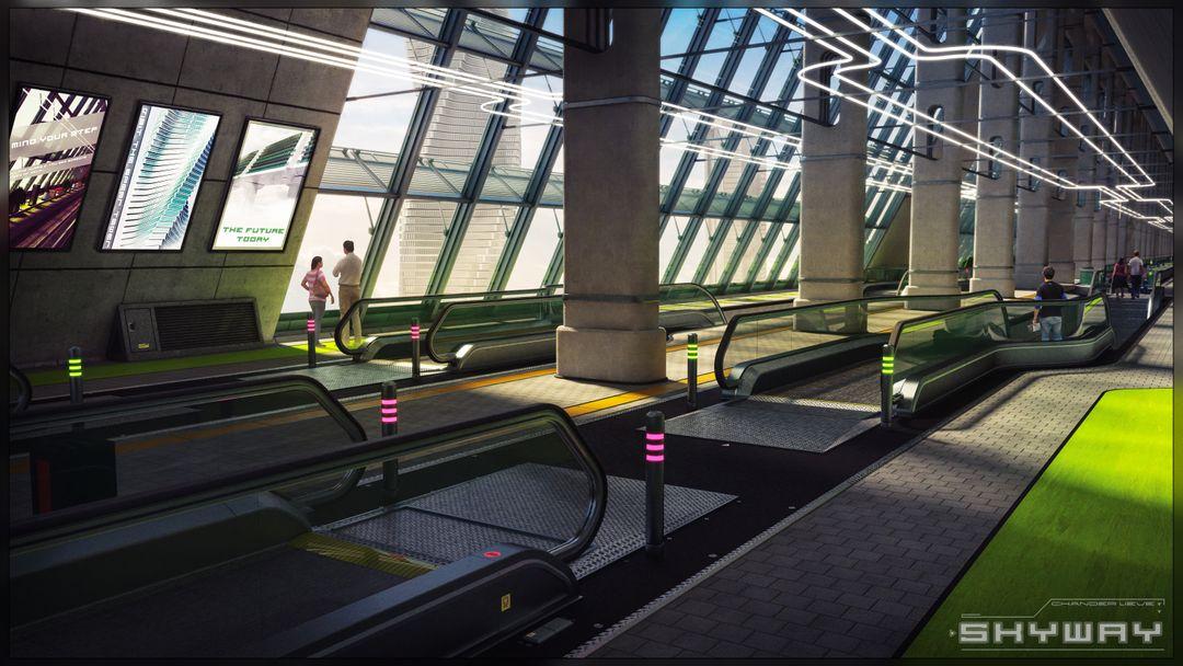 Concept Art skyway   final by chander lieve d9yzw1o jpg