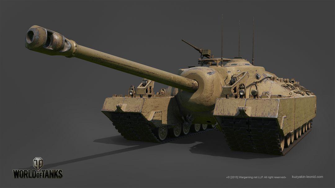 World of Tanks T95 01 jpg