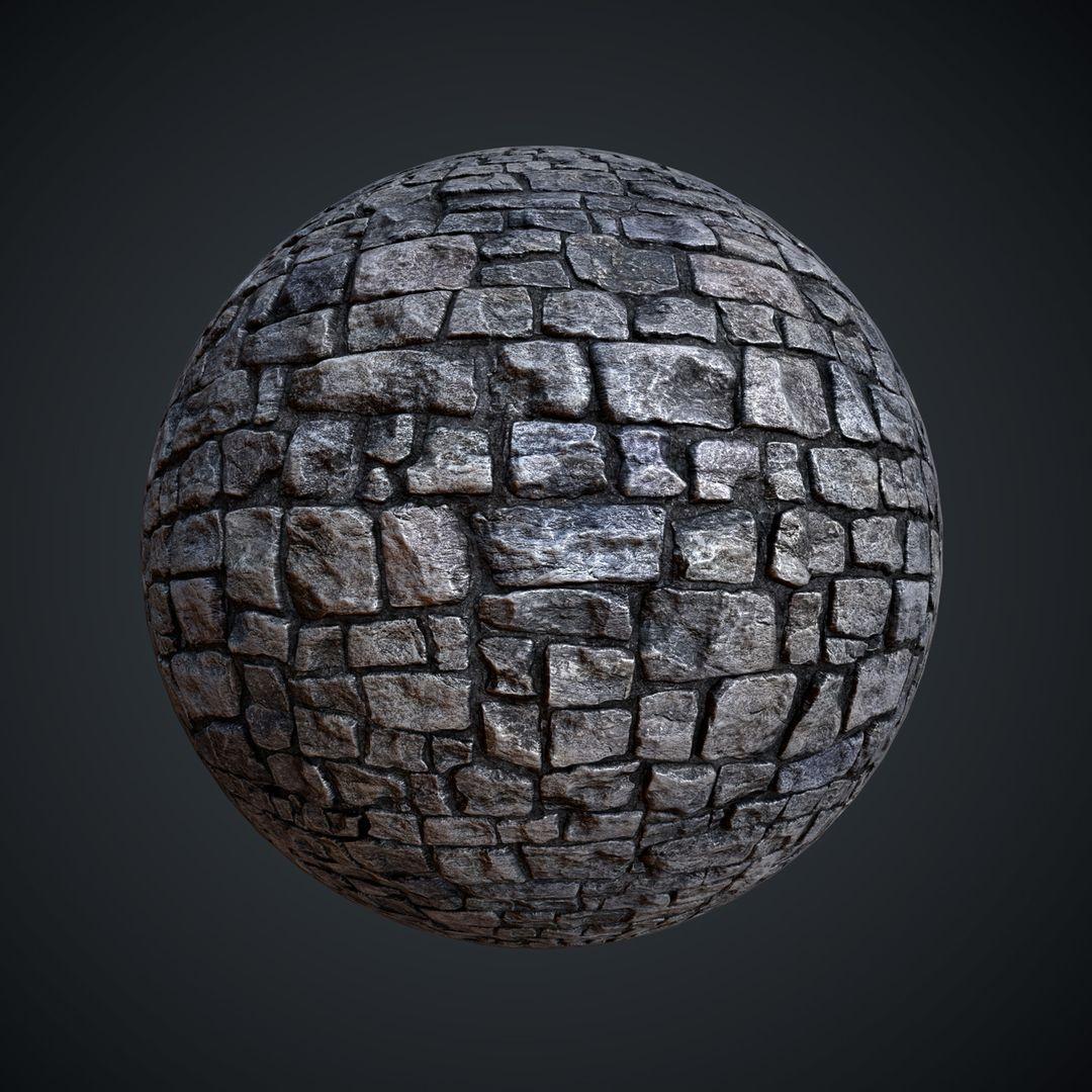 Tilable textures Stone wall texture jpg