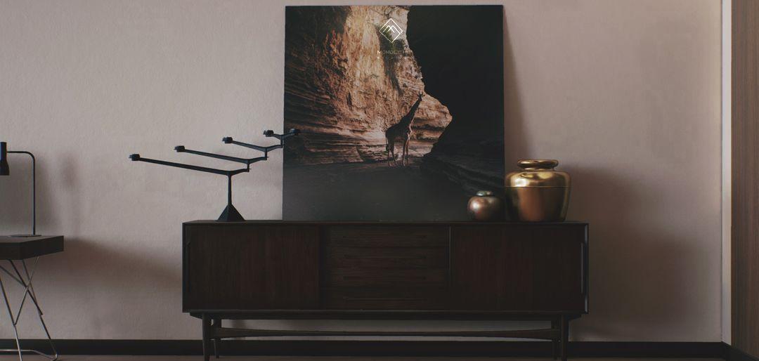 Unreal Engine - San Francisco Loft I Architectural Visualization jay patel 07 jpg