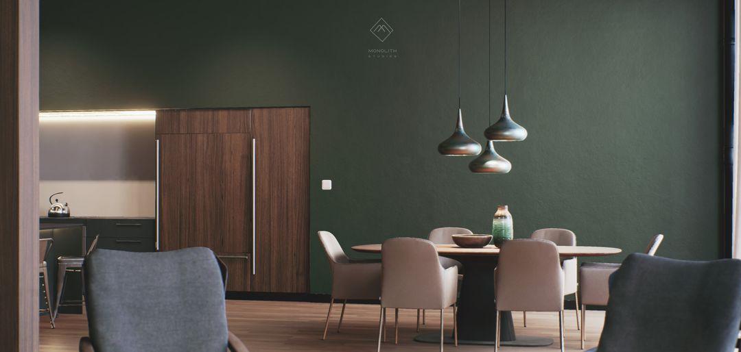 Unreal Engine - San Francisco Loft I Architectural Visualization jay patel 11 jpg
