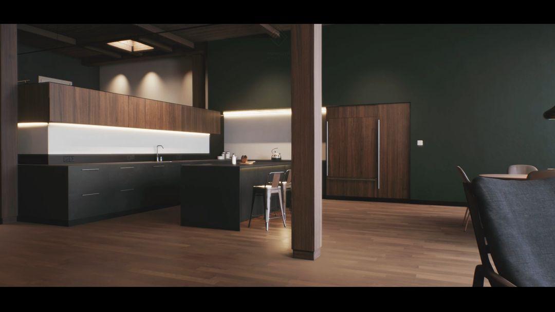 Unreal Engine - San Francisco Loft I Architectural Visualization jay patel screenshot 2016 09 12 15 56 24 jpg