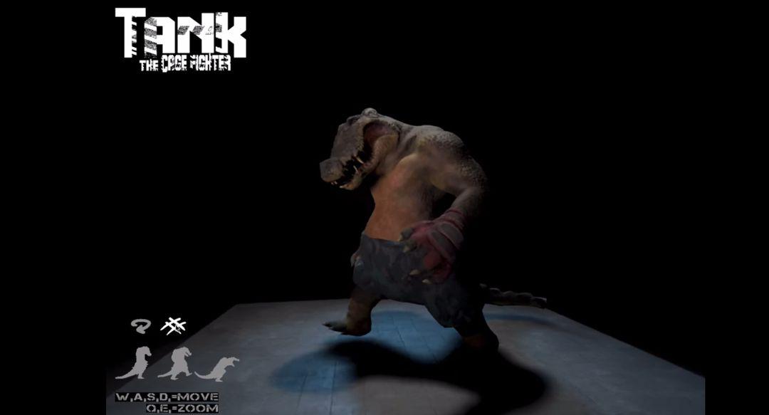 Tank the Crocman - Game Character Rob Wimmer ani jpg