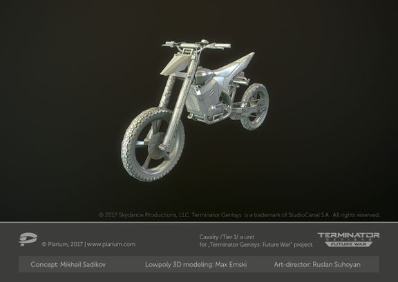 Hard Surface 3D Modeling for Games. High Poly and Low Poly 3D Models.