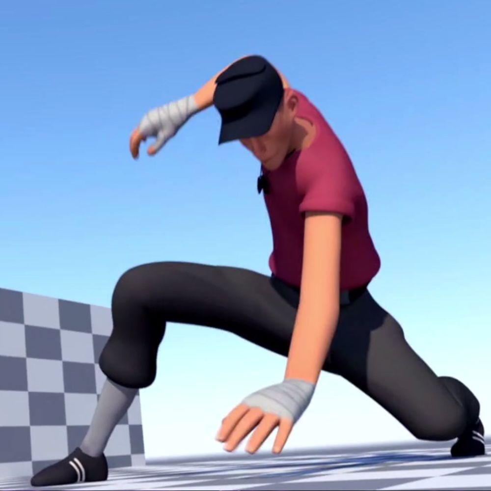 Character Animations Mohammad Mansur 1 jpg