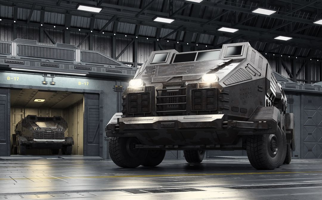 My Best Works Armored Vehicle jpg
