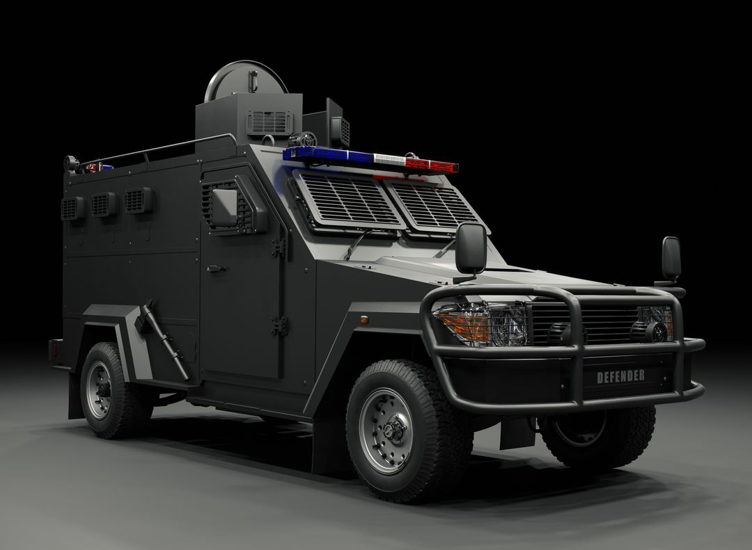 Work for clients Armored Vehicle 1 jpg