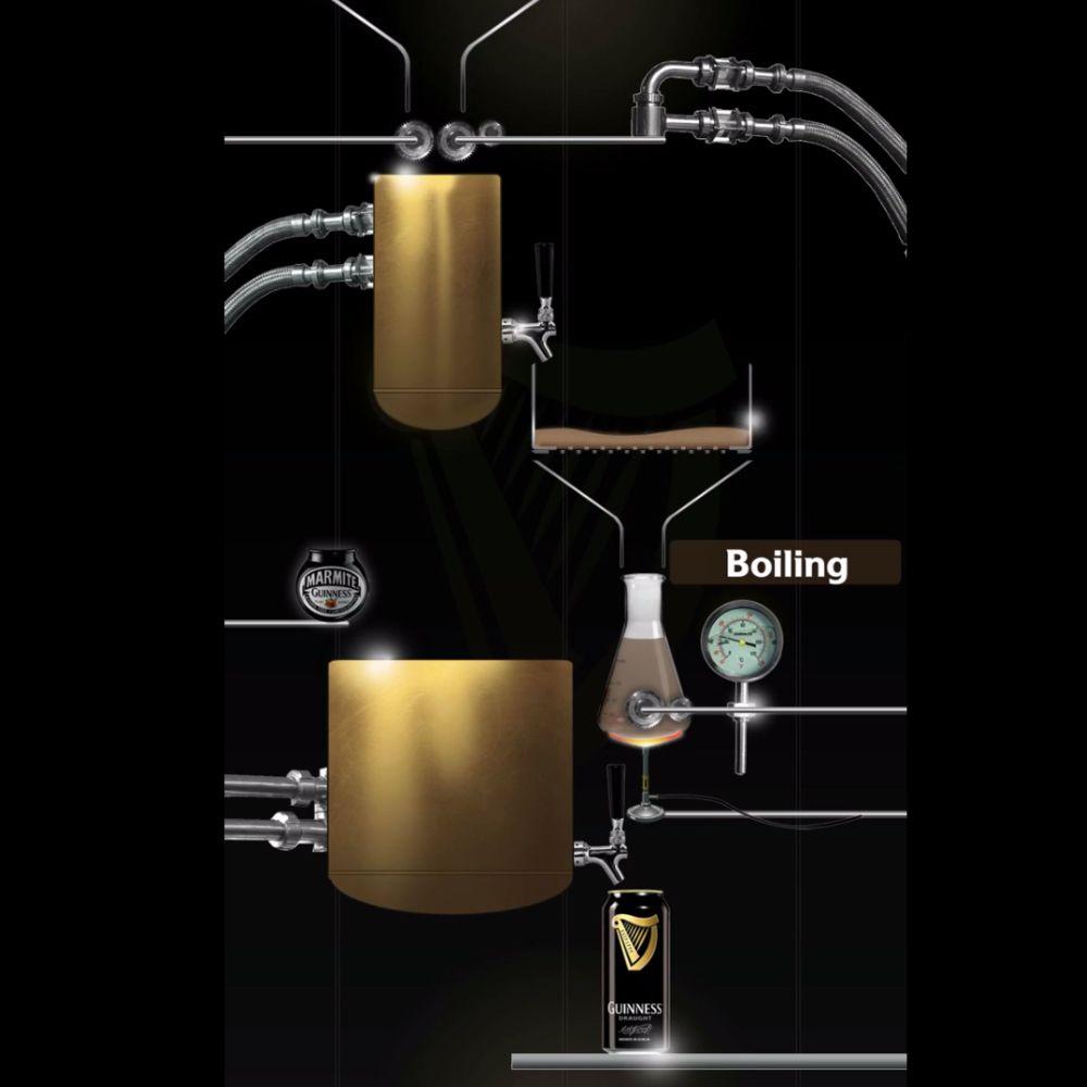 Guinness Process Animation (GPA) GPA OrayStudios jpg