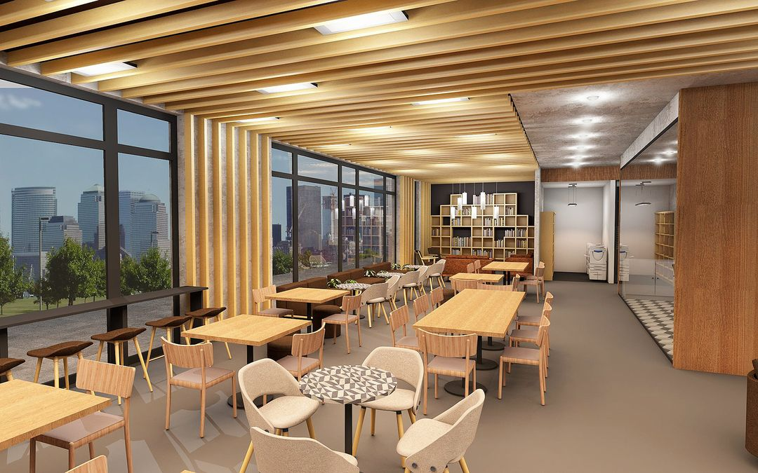 Coworking space / Coffee Shop Interior design 1210be46330647 585046f05447e jpg
