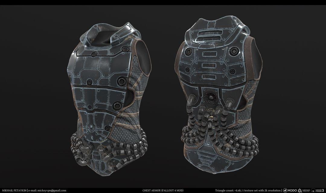 Props fallout 4 chest armor Publish screenshot009 jpg
