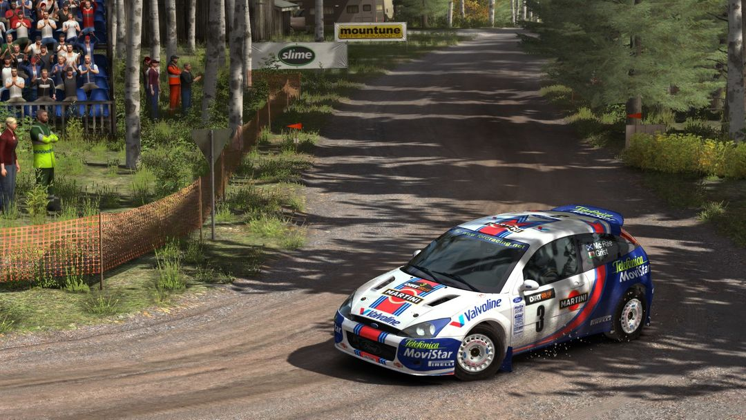 Ford Focus, Hyundai i20 and Lancia Fulvia for DiRT Rally Game dirt rally ford focus jpg