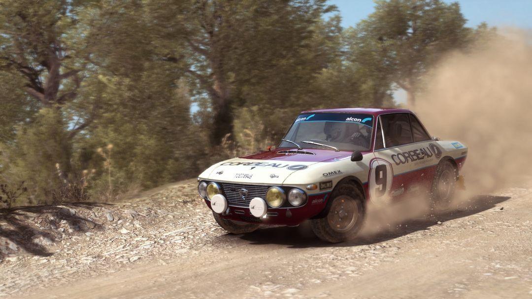 Ford Focus, Hyundai i20 and Lancia Fulvia for DiRT Rally Game dirt rally lancia fulvia jpg