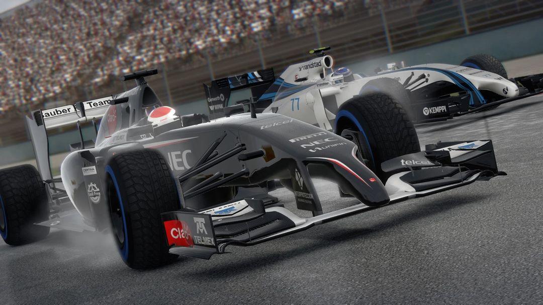 Formula 1 Vehicles Created for F1 2014 f1 2014 close jpg