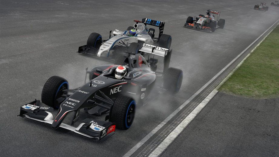Formula 1 Vehicles Created for F1 2014 f1 2014 jpg