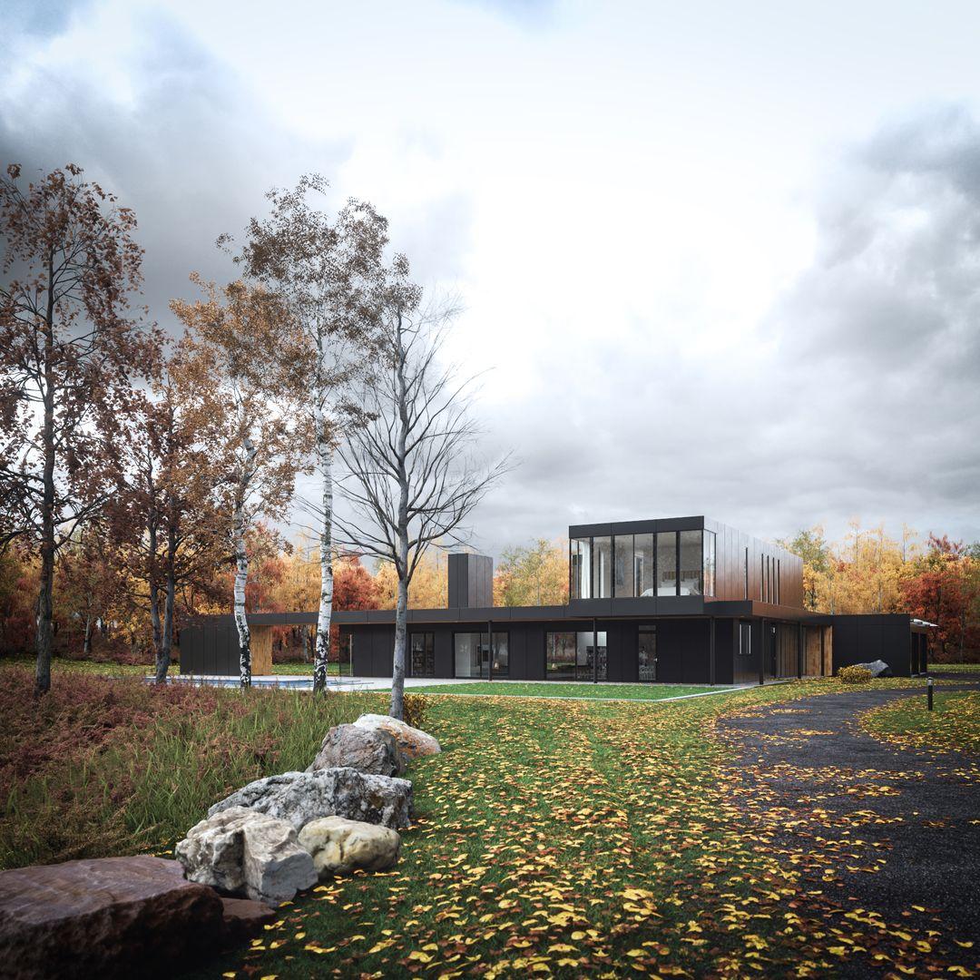 Architectural visualization Overcast Inq01 CCc jpg