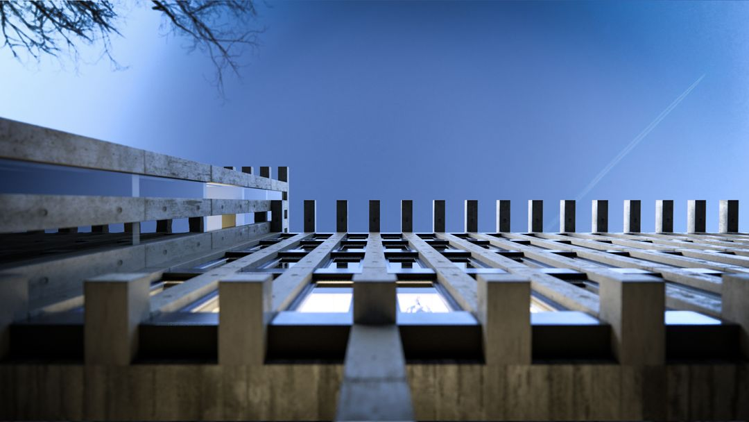 Architectural visualization UP 02 CC jpg