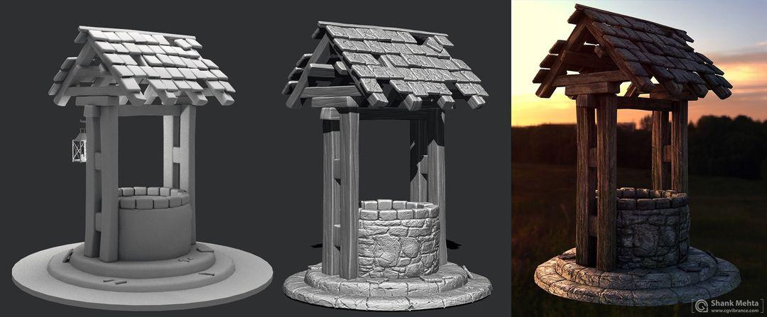 Hard Surface modeling and PBR Textures shashank mehta render08 jpg
