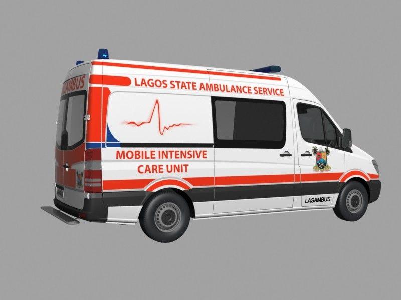 Real Time Models Ambulance jpg