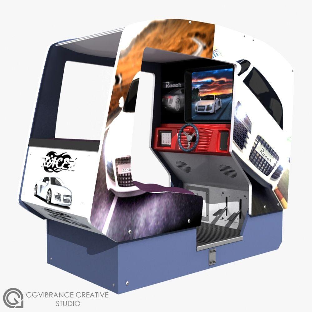 Real Time Models arcaderacer jpg
