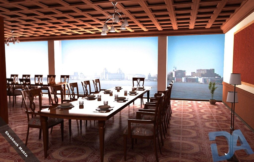 Architectural renderings DigiArch Dinning1 jpg