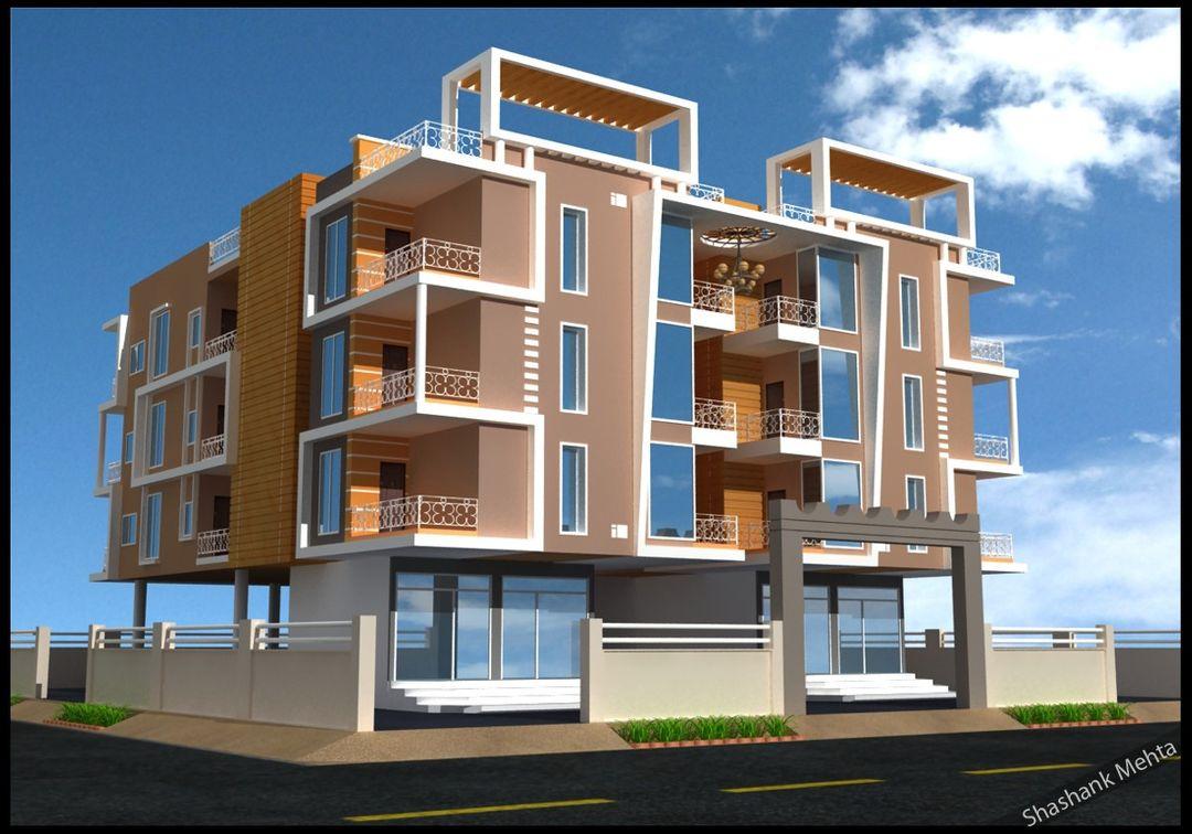 Architectural renderings Giriraj jpg
