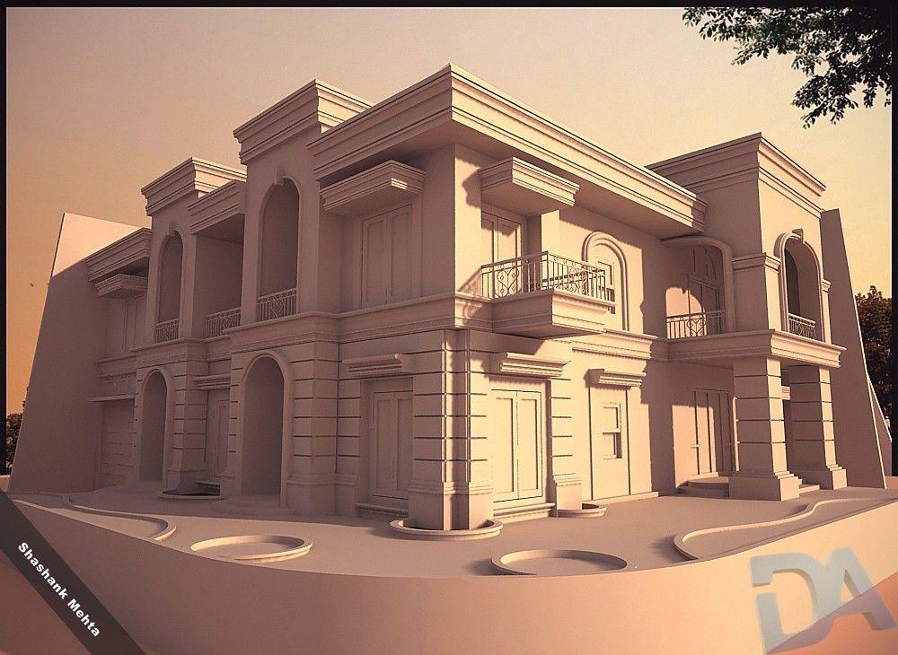 Architectural renderings Villa jpg