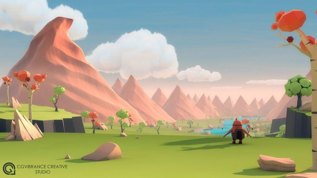 3d scenes from Animations shashank mehta envrender04 low jpg