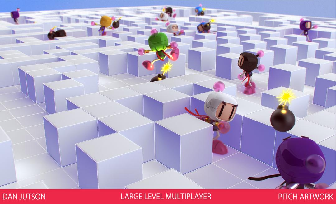 Bomberman gameplay02 png