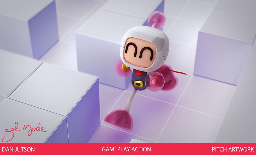 Bomberman gameplay04 png