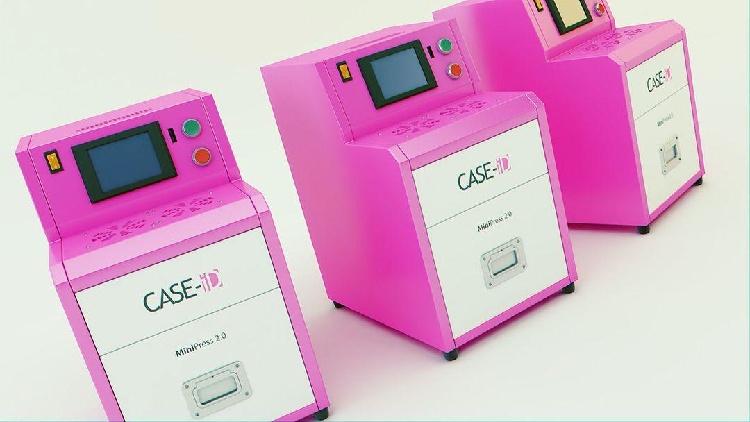 Case ID - Photographic Printer Technical Renders CaseID 02 jpg