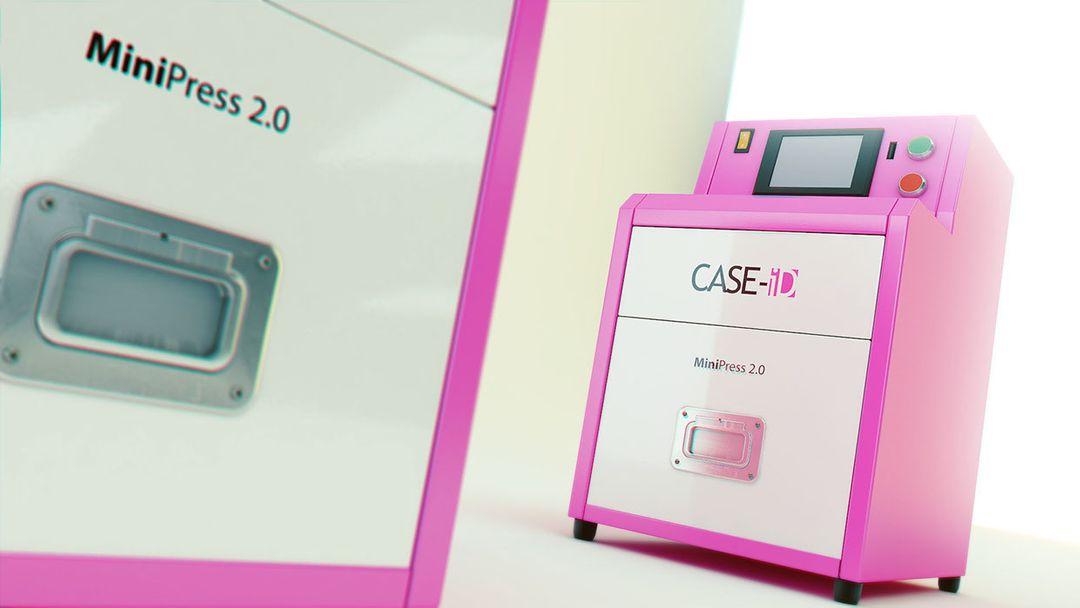 Case ID - Photographic Printer Technical Renders CaseID 07 jpg