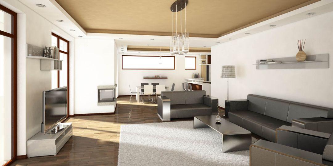 Architectural Visualization Interiors Interior 03 jpg