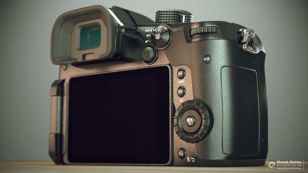 Panasonic Lumix GH5 3d Model r4 jpg