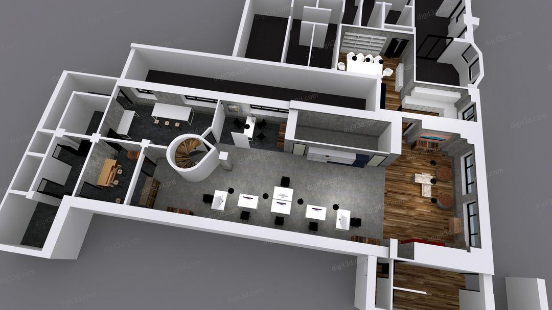 Interior visualization 3D 001 jpg