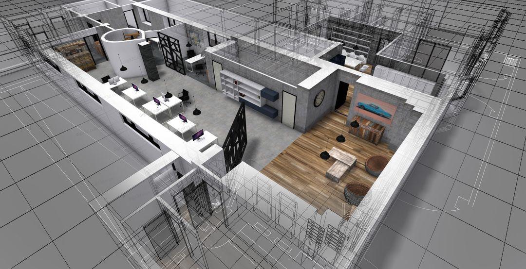 Interior visualization 3D 011 jpg