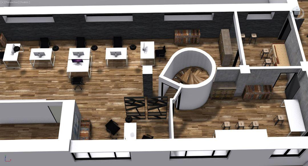 Interior visualization 3D B 001 jpg