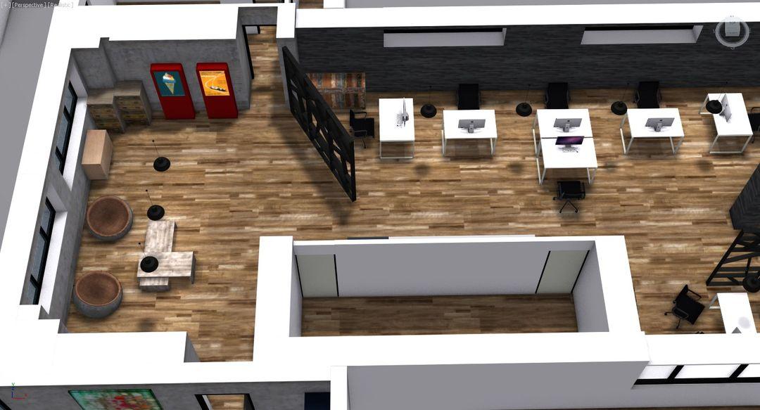 Interior visualization 3D B 002 jpg