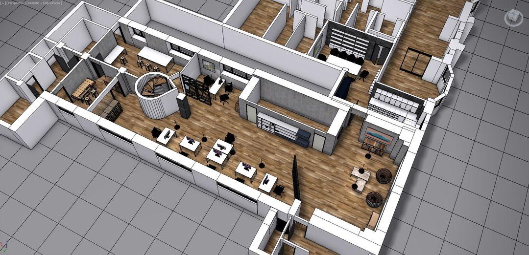 Interior visualization 3D B 005 jpg