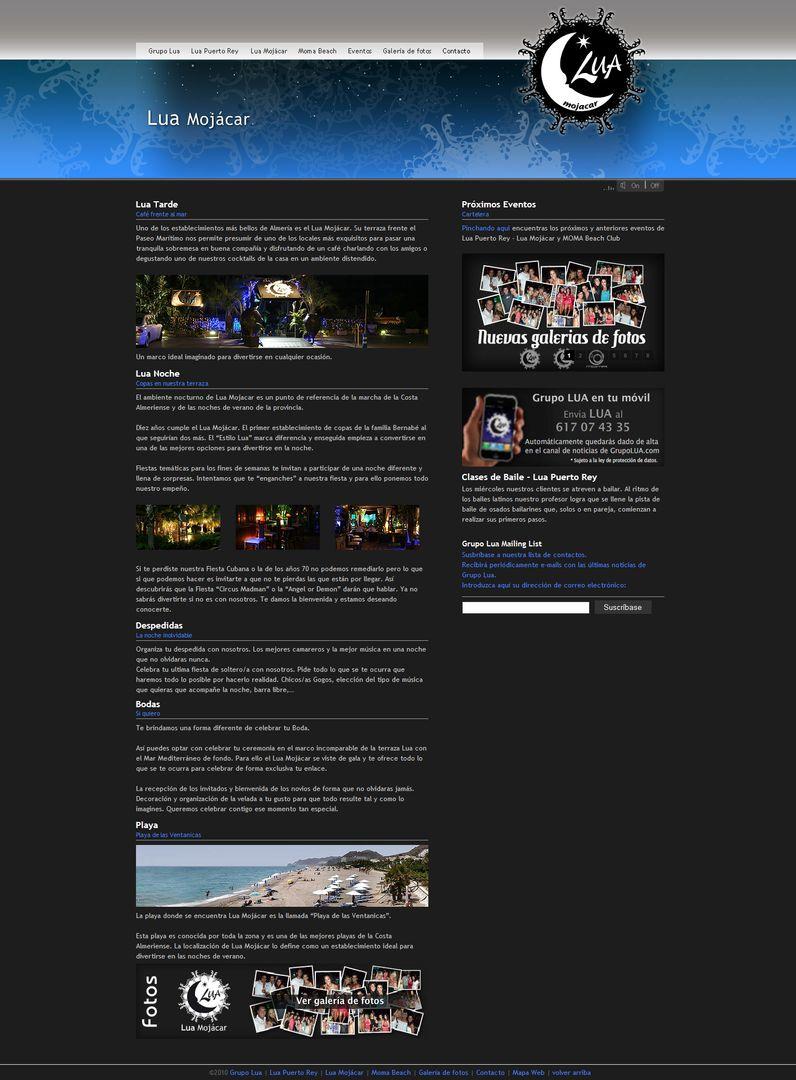 Web Design GrupoLua jpg