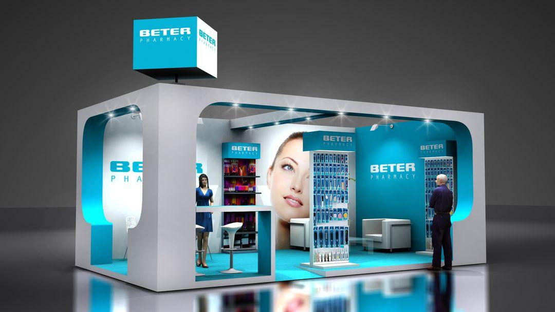 Stand designs Stand BETER INFARMA2014 04 jpg