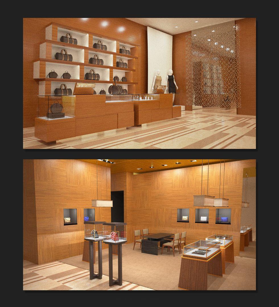 Fashion Store Interiors alejandro gasch kuhne store interiors02 jpg
