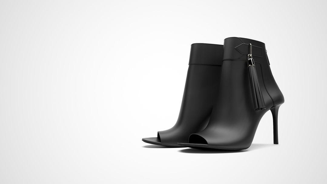 Footwear 3D 3D Shoes DIGIT3D 001 jpg